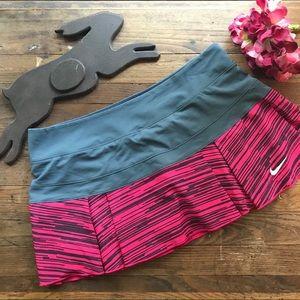 Nike Dri-Fit Tennis   Activewear Pink/Gray Skort